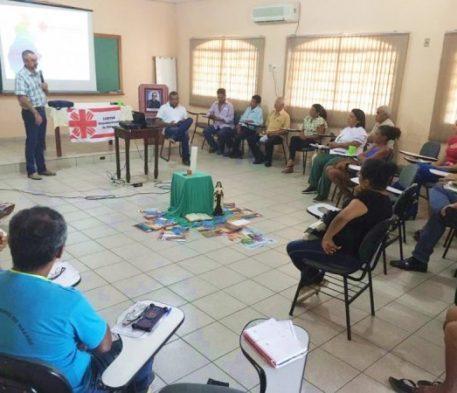 Articulação do Regional Norte 3 da Caritas Brasileira realiza Seminário para beneficiários de projetos sociais da Cáritas no Tocantins