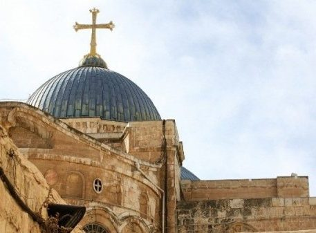 COLETA PARA A TERRA SANTA CONVIDA À SOLIDARIEDADE COM A IGREJA DE JERUSALÉM