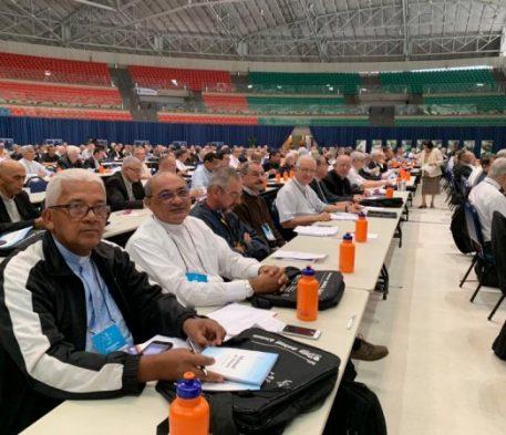 ARCEBISPO DE PALMAS PARTICIPA DE 57ª ASSEMBLEIA GERAL DOS BISPOS DO BRASIL