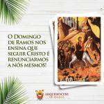 A IMPORTÂNCIA DA CELEBRAÇÃO DO DOMINGO DE RAMOS