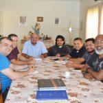 CONGREGAÇÃO VOCACIONISTA E FRADES CAPUCHINHOS REÚNEM-SE PARA TRANSIÇÃO DE MISSÃO NA COMUNIDADE DE MATEIROS
