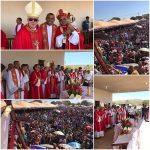 Arcebispo de Palmas preside Missa Solene em homenagem ao Senhor do Bonfim, em Natividade