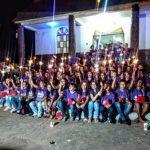 3ª edição do Paris Acamp's movimenta jovens de Aparecida do Rio Negro