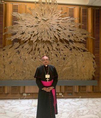 Arcebispo de Palmas fala da sua participação e experiência no Sínodo e apresenta documento final ao Clero