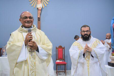 Paróquia Nossa Senhora das Mercês acolhe novo administrador paroquial Padre Josemilson Calado