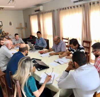 Arquidiocese de Palmas realiza reunião ordinária com Conselho Econômico e Regiões Pastorais