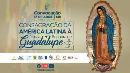 Consagração do Brasil a Nossa Senhora será transmitida por TVs católicas e redes sociais
