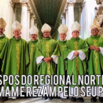 Regional Norte 3 produz vídeo com mensagem de esperança ao povo de Deus