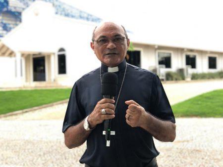 Arcebispo Metropolitano de Palmas participará do Programa Central da Esperança da TV Aparecida