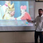 Padre Fábio Gleiser apresenta tese de doutorado sobre diálogo inter-religioso na Igreja Católica