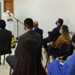 Arcebispo de Palmas participa de inauguração de Escritório Social voltado para atender pessoas egressas do sistema prisional