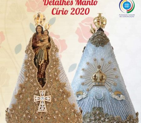 Círio de Nazaré em Palmas acontecerá de forma virtual no dia 07 de novembro