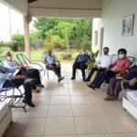 Comissão se reúne para tratar do Jubileu da Arquidiocese de Palmas