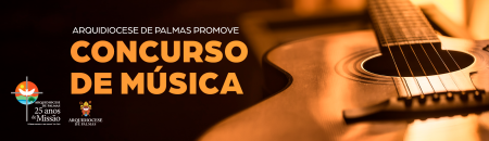Arquidiocese de Palmas promove concurso de música