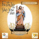 Festejo de São José 2021 traz adaptações devido a Covid-19 com transmissões online
