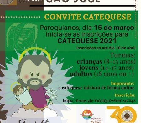 Catequese São José