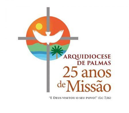 Calendário do Jubileu da Arquidiocese de Palmas