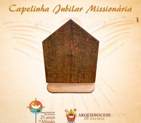 Capelinha Jubilar Missionária