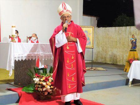 Arquidiocese de Palmas celebra o Sacramento do Crisma na Paróquia Nossa Senhora do Perpétuo Socorro