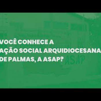Ação Social da Arquidiocese de Palmas desenvolve inúmeros projetos voltados à comunidade